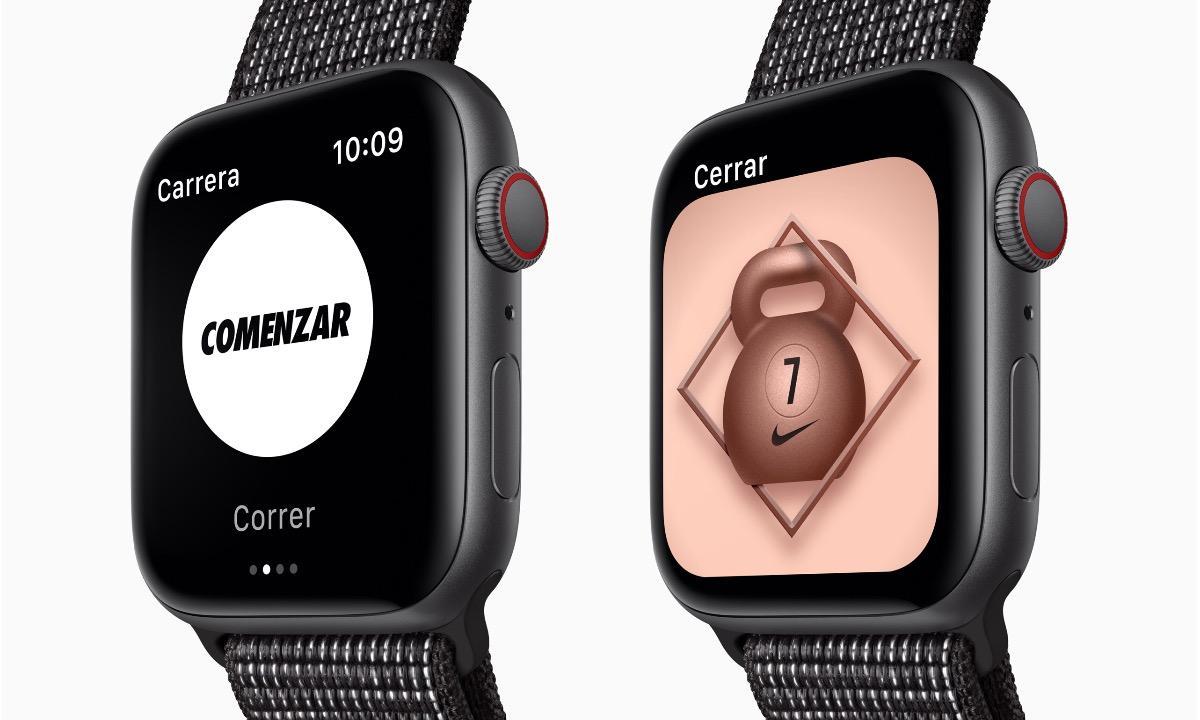 Apple Watch LTE NikeApple Watch LTE Nike