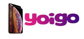 Yoigo ofrece el nuevo iPhone XS y XS Max con fibra y datos ilimitados por 129 euros al mes