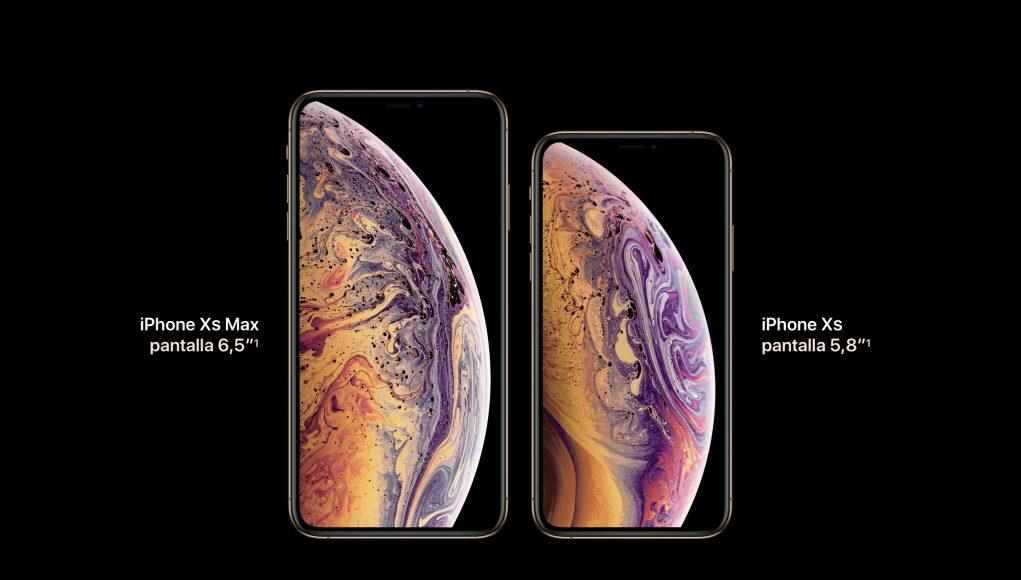 Nuevos iPhone XS y XS MaxNuevos iPhone XS y XS Max