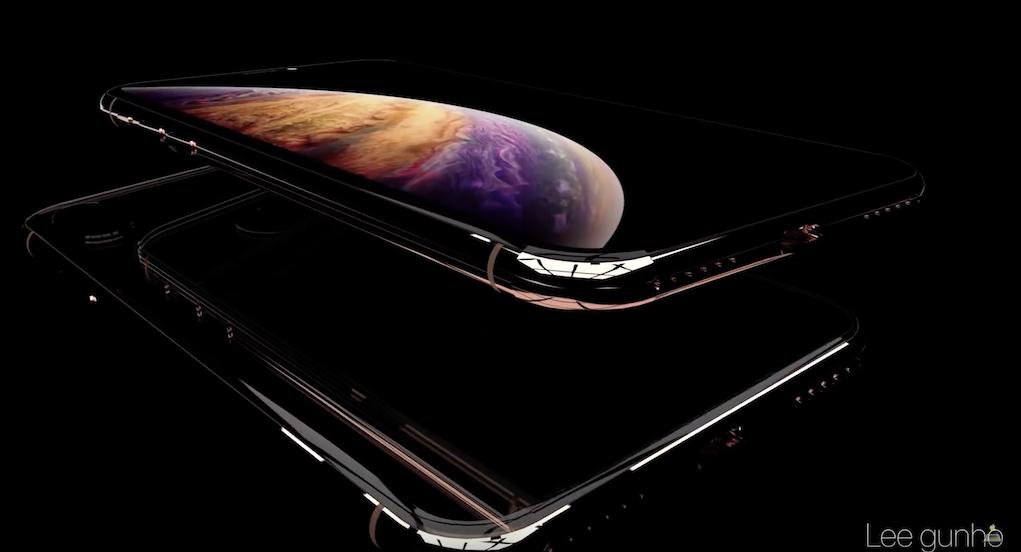 iPhone Xs concepto
