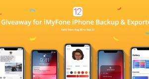 iMyFone iOS 12