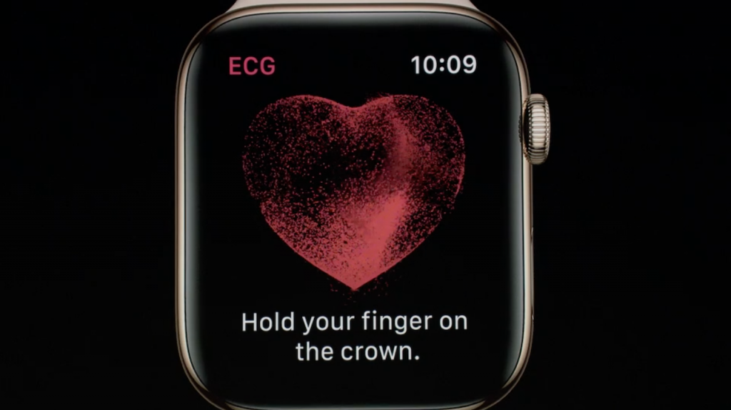 Apple Watch Series 4 watchOS