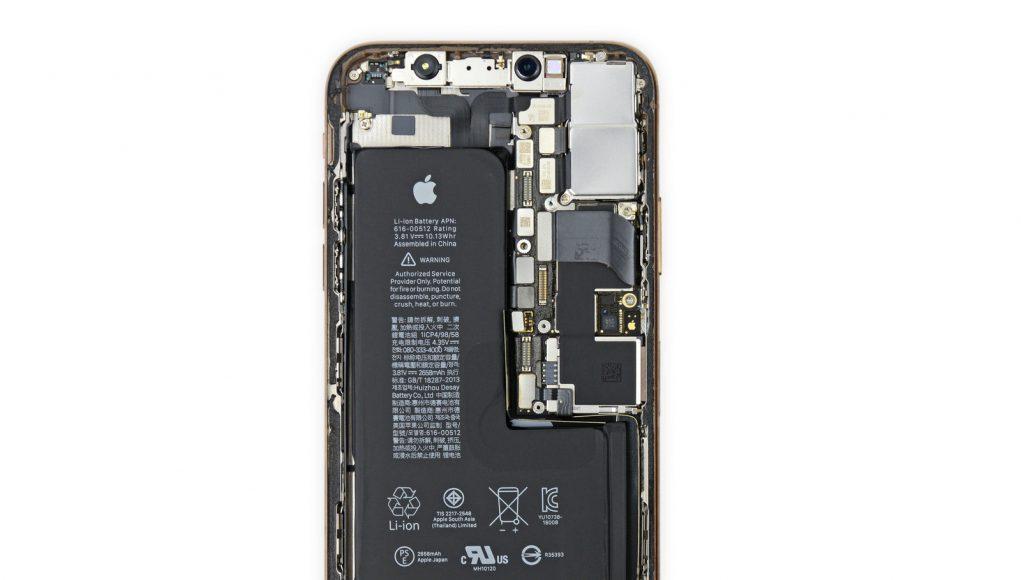 batería iPhone XS
