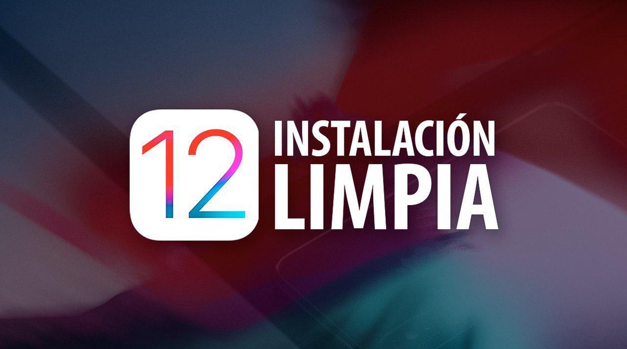 71b6e851023 Cómo hacer una instalación limpia de iOS 12 en tu iPhone o iPad