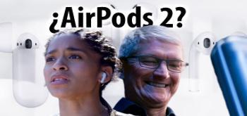 Los posibles AirPods 2 ya los ha mostrado Apple pero muy discretamente