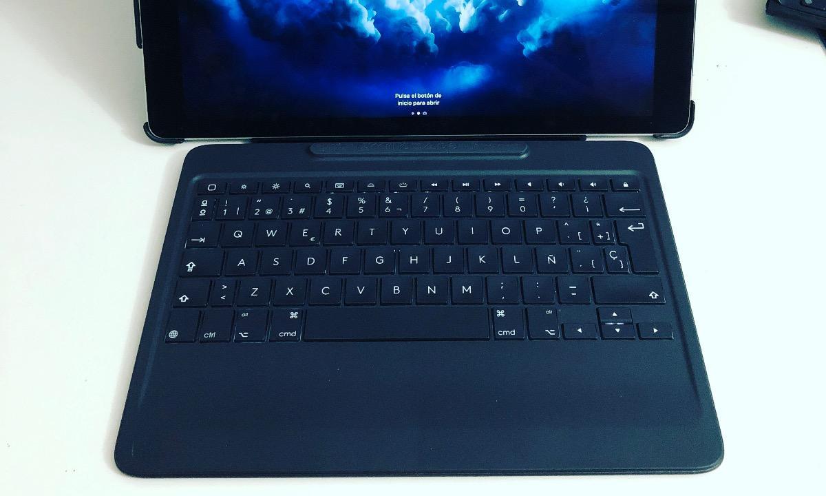 "Logitech Slim Combo 10,5"" iPad Pro"