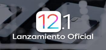 Apple lanza iOS 12.1 con algunos arreglos interesantes