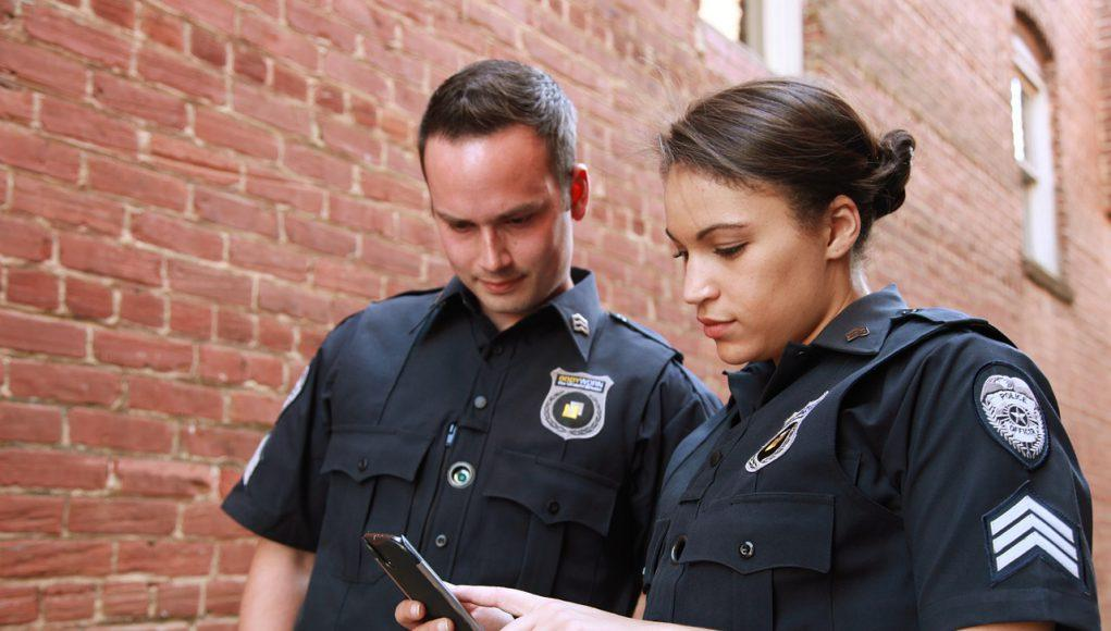 Policía Face ID