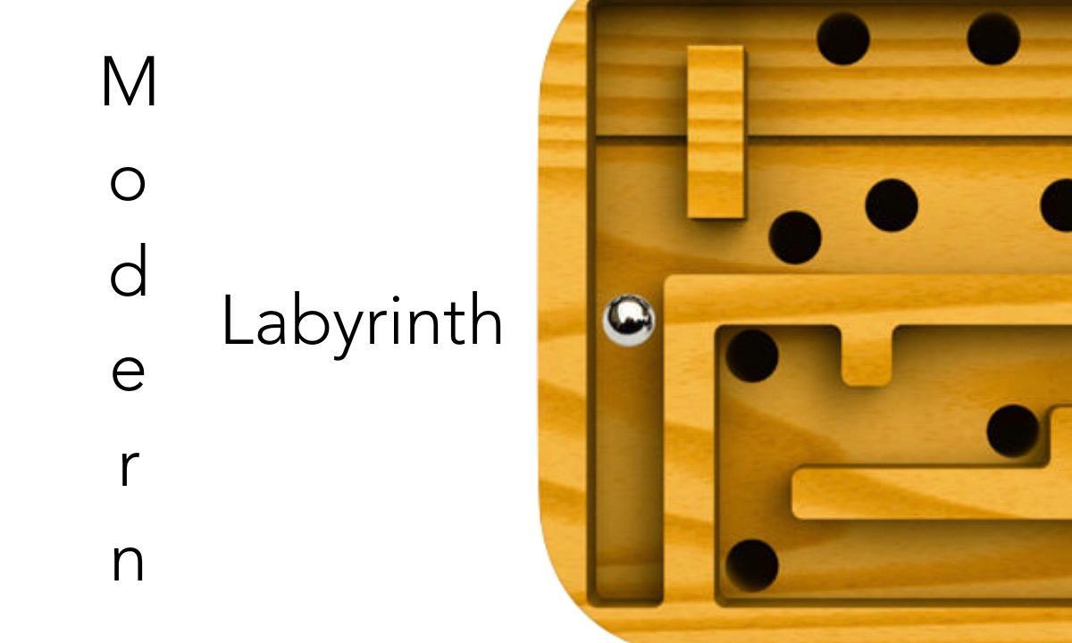 Modern Labyrinth iOS
