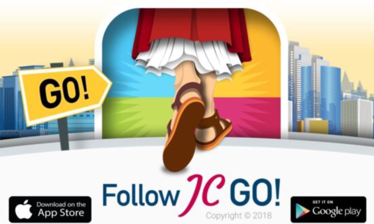 JC Follow Go App Store