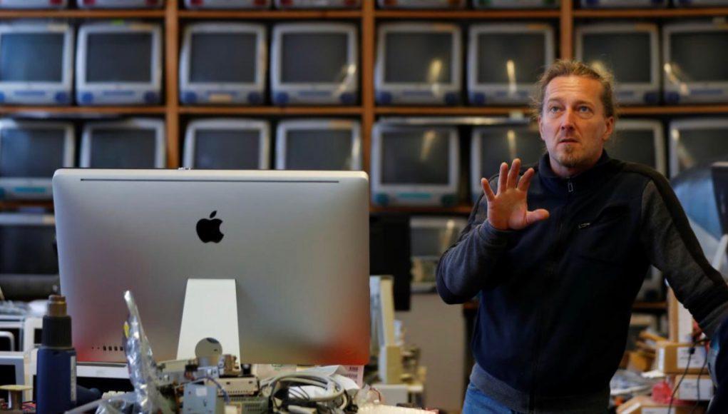 Apple colección Mac
