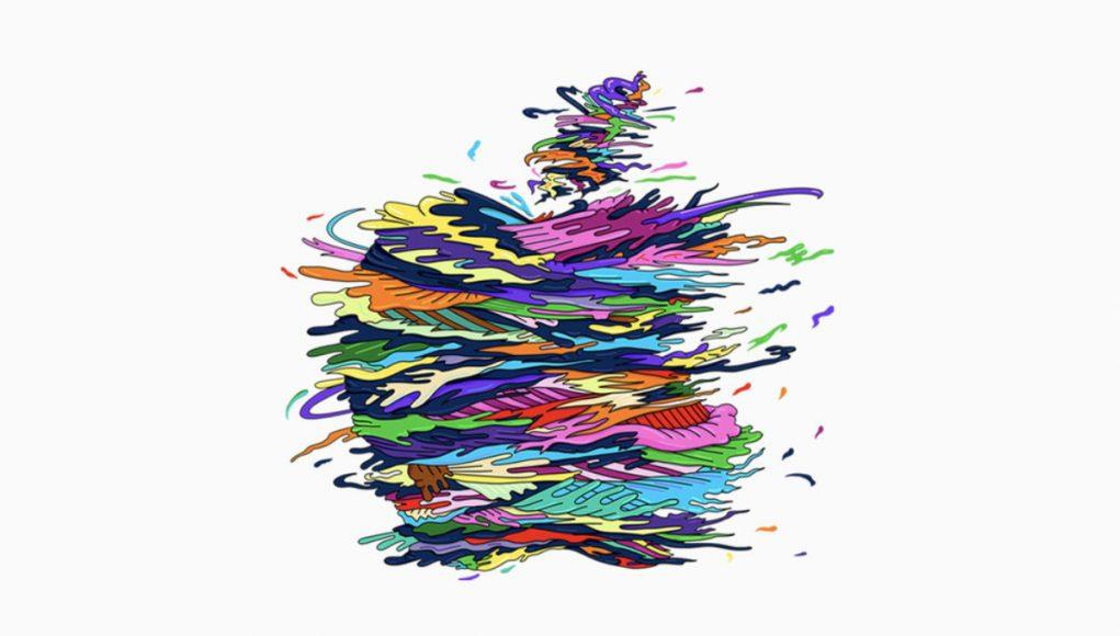 Wallpapers Apple invitación evento octubre