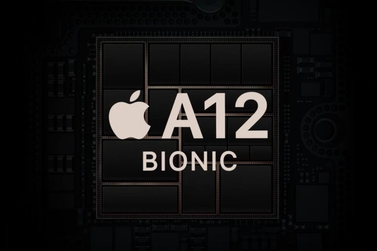 Chip a12 bionic
