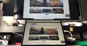 IPad Pro pantalla externa