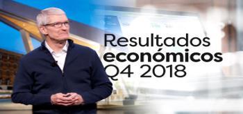 Resultados fiscales Q4 2018: Apple vuelve a arrasar con sus beneficios