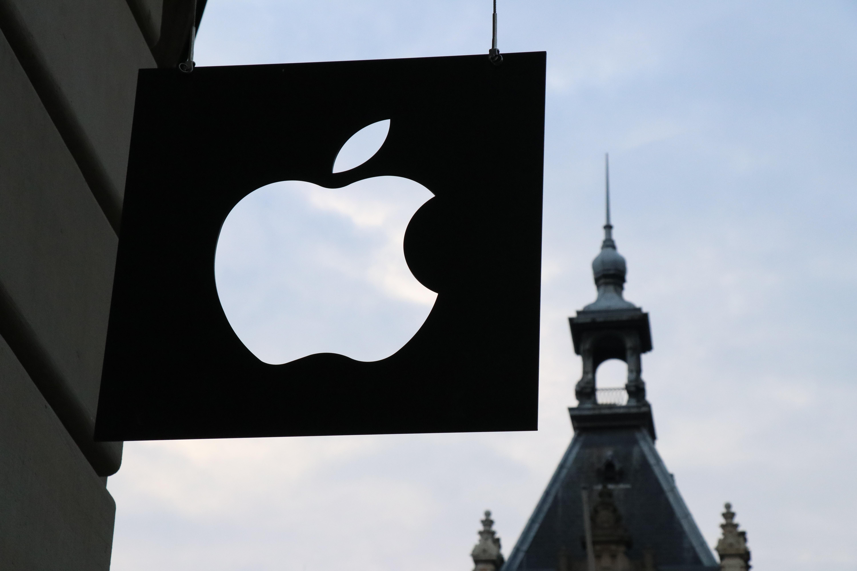 Apple logo Apple Store