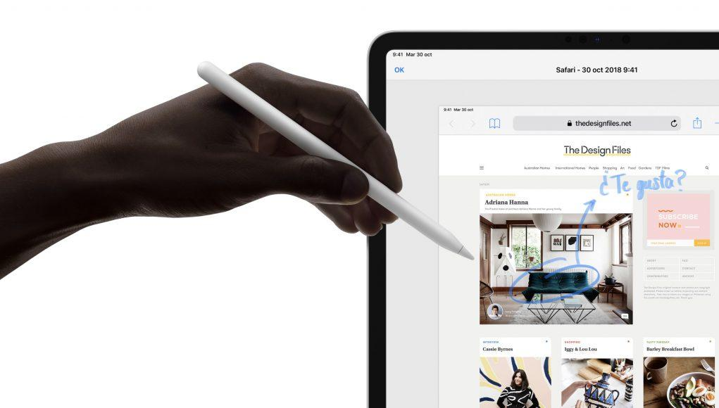 Nuevo iPad Pro Apple Pencil 2