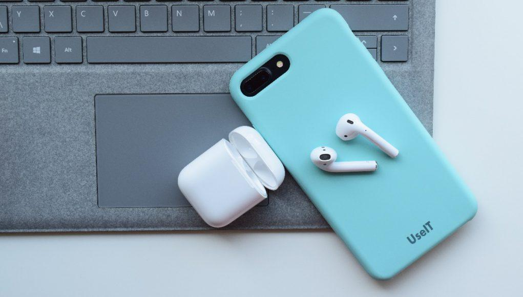 Windows Microsoft Surface AirPods iPhone