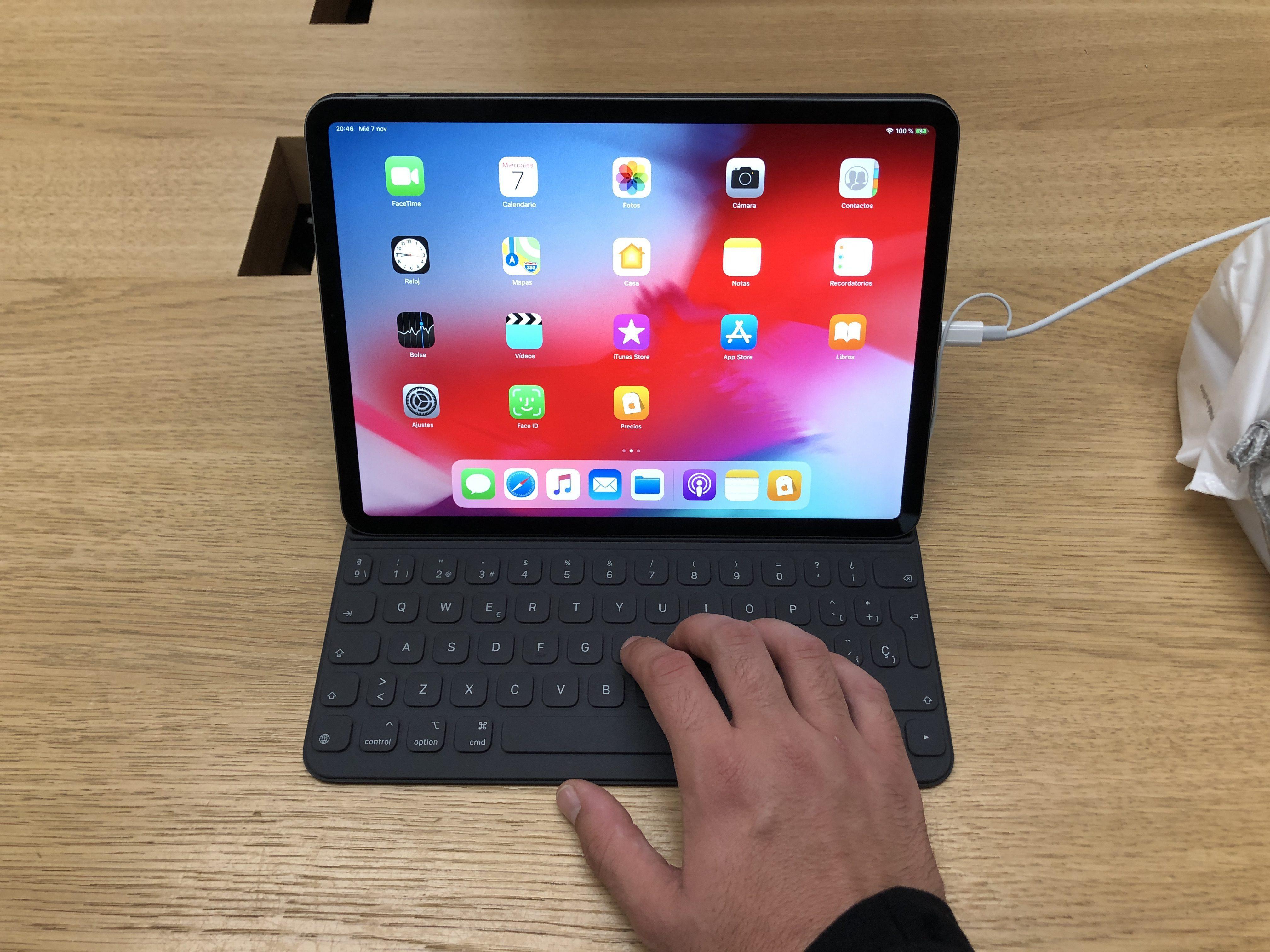 iPad Pro teclado Smart Keyboard iPad Pro