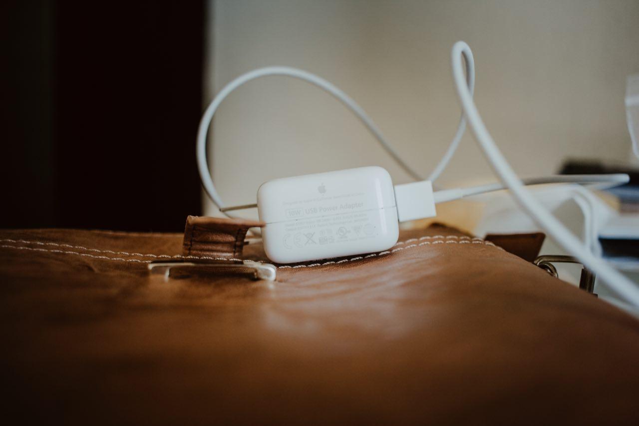 Cargador Lightning iPhone iPad