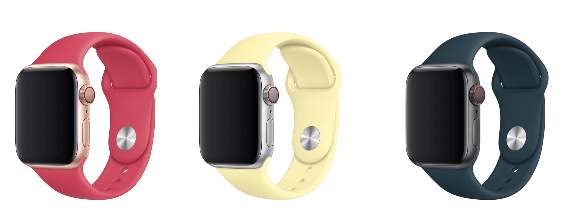 Nuevas Correas Apple Watch