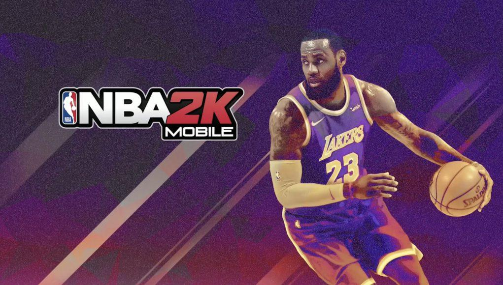 NBA 2K Mobile iOS iPad