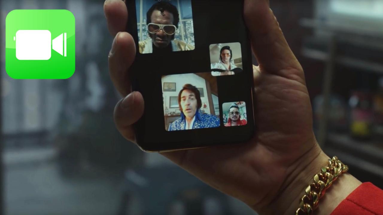 FaceTime anuncio 2018