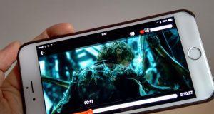 Reproductor de video iOS