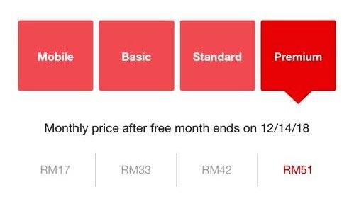 Netflix más barato