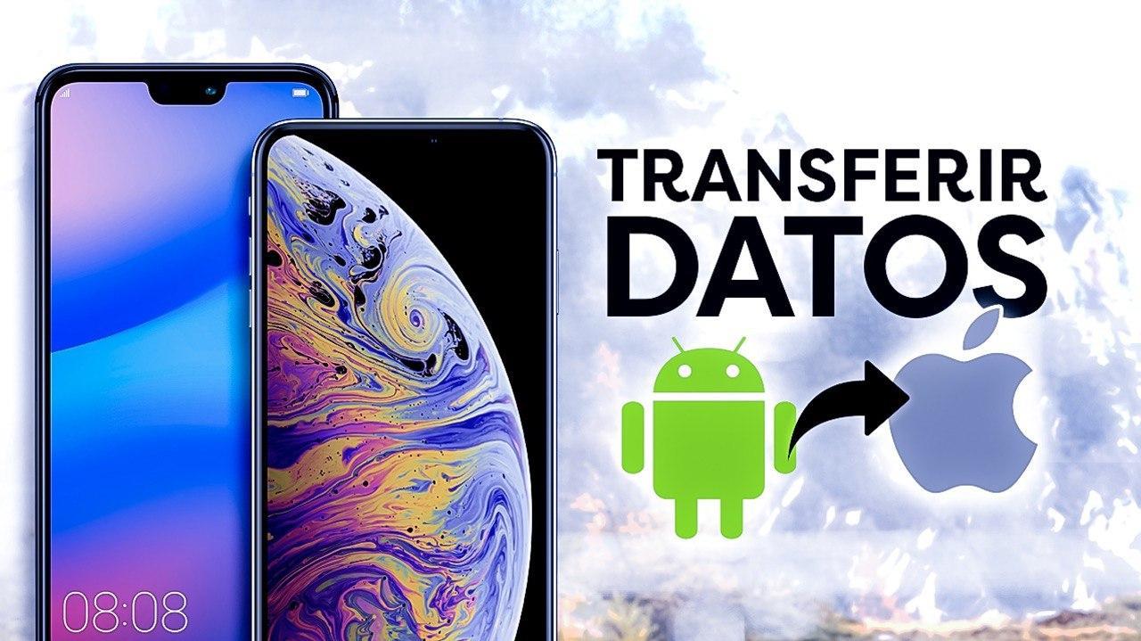 Transferir datos entre Android y iOS