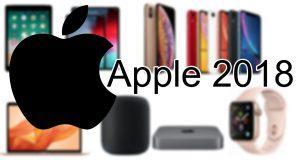 Apple 2018