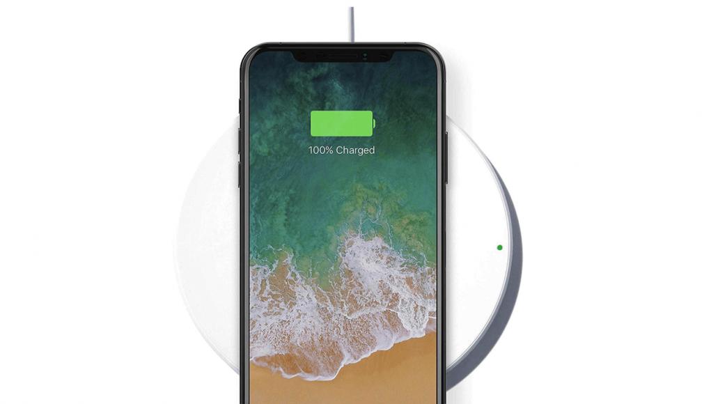base de carga iPhone