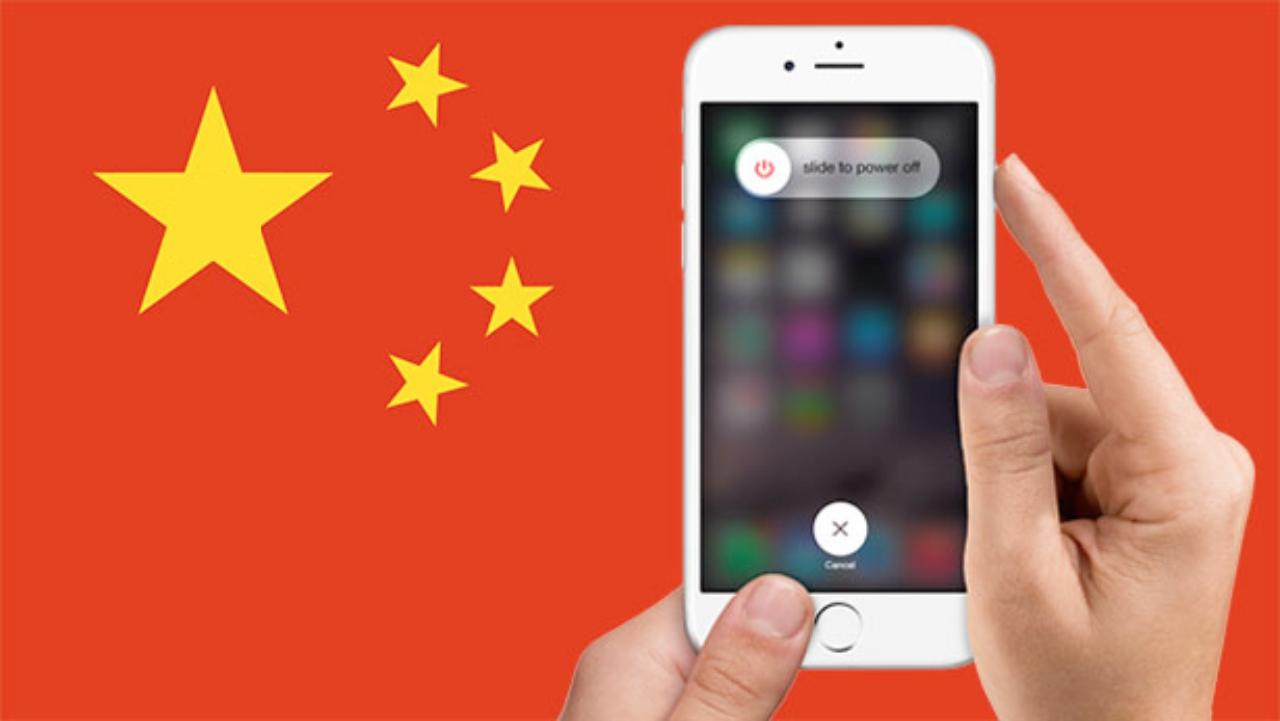 China veta al iPhone