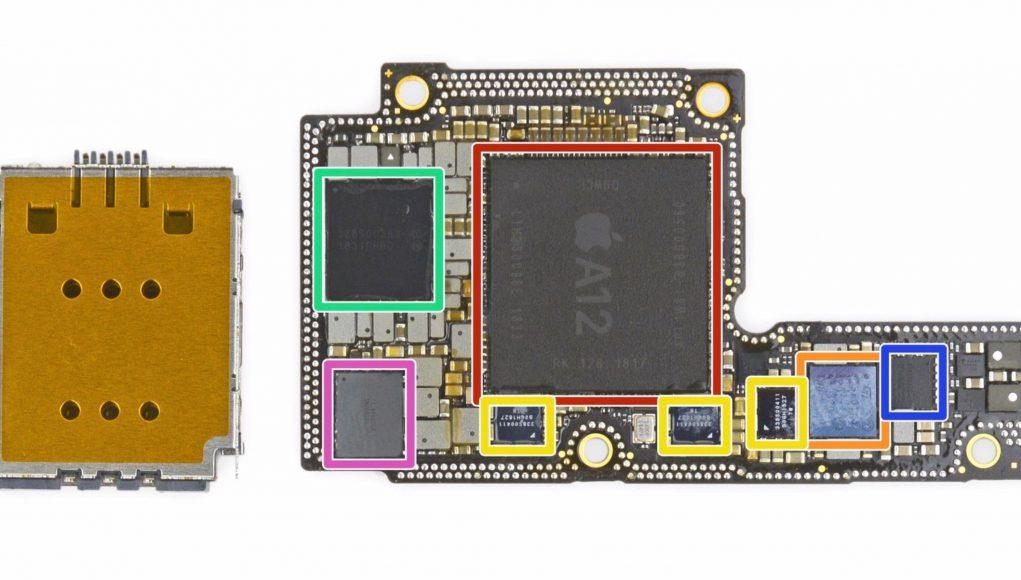 Chip A12 de Apple