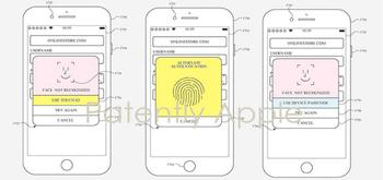 Face ID y Touch ID en un mismo dispositivo en la nueva patente de Apple