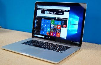 Instalar Windows 10 en Mac