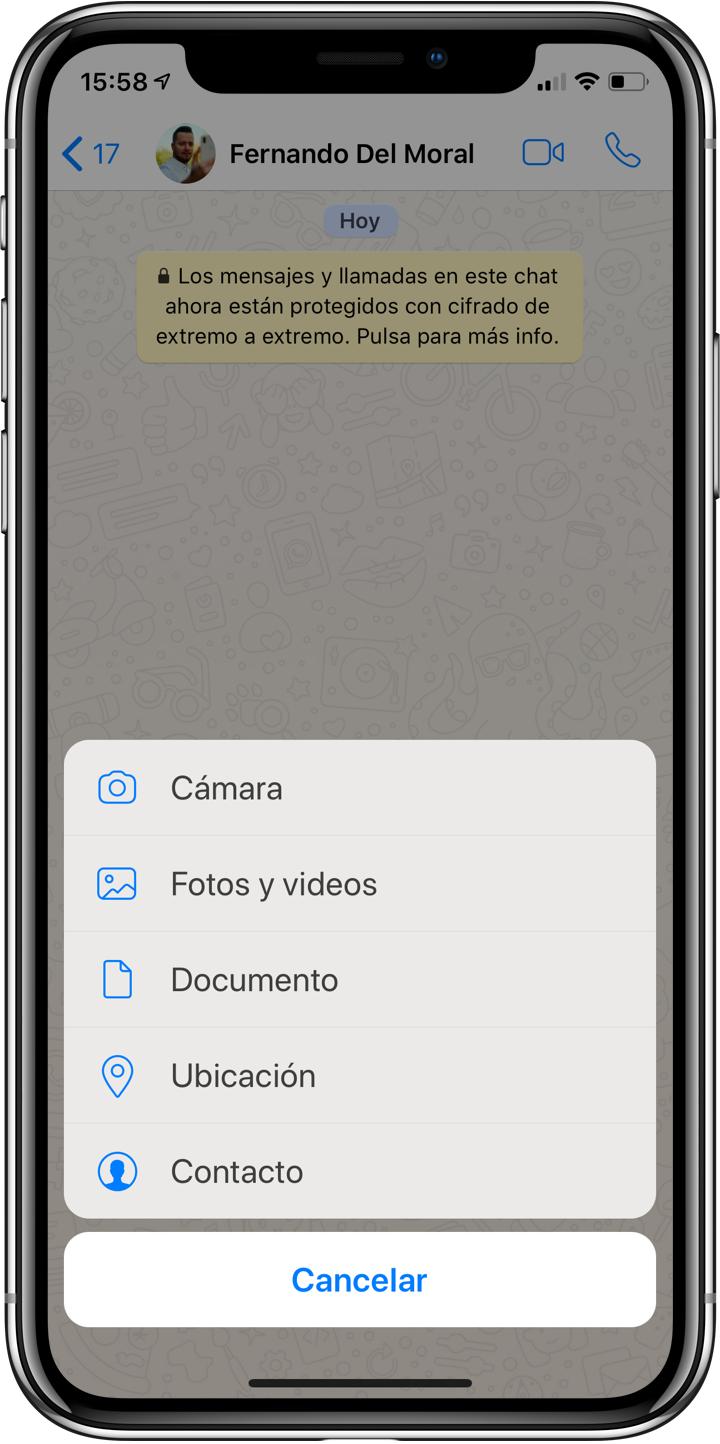 crear GIFs iPhone