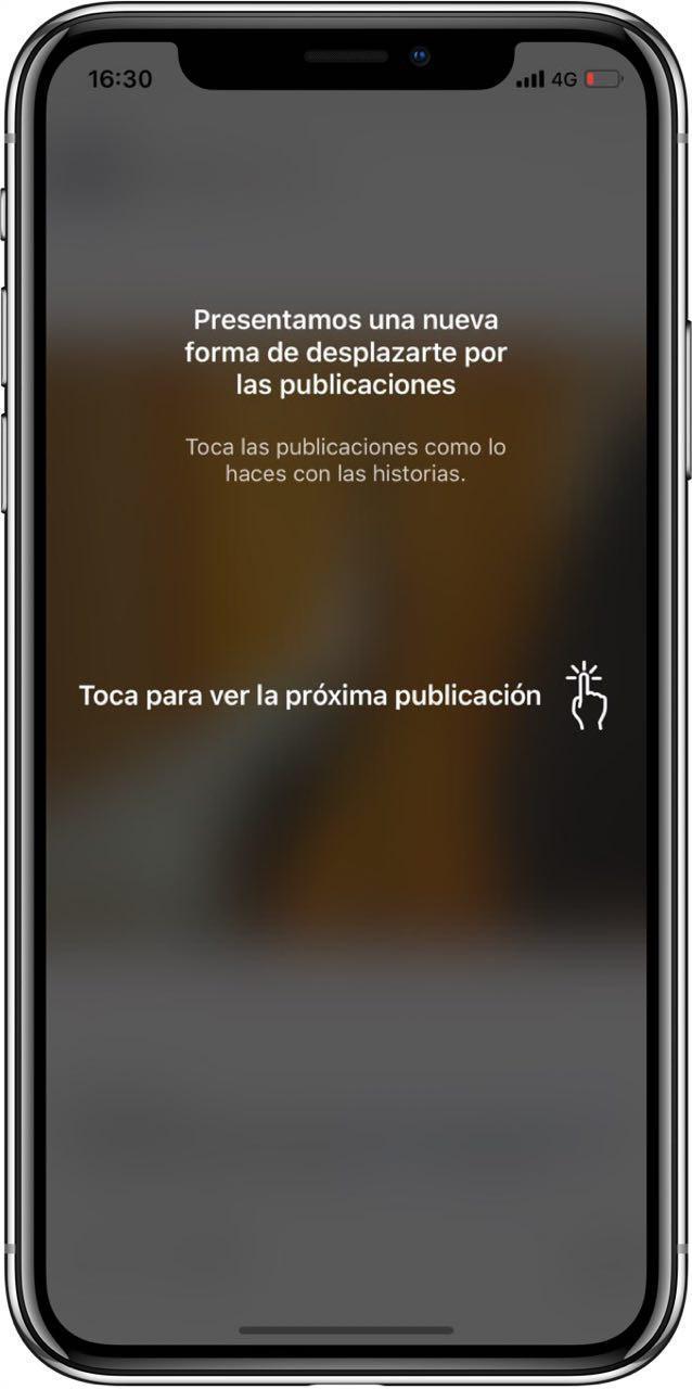 Interaz Instagram
