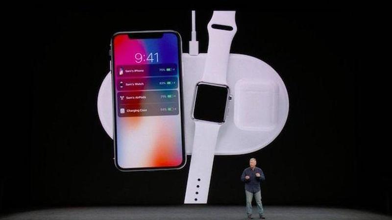 AirPower keynote 2017