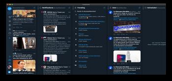 TweetDeck se actualiza incorporando el ansiado modo oscuro de macOS Mojave