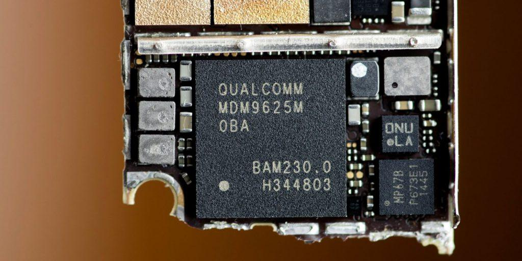 Chips de Qualcomm