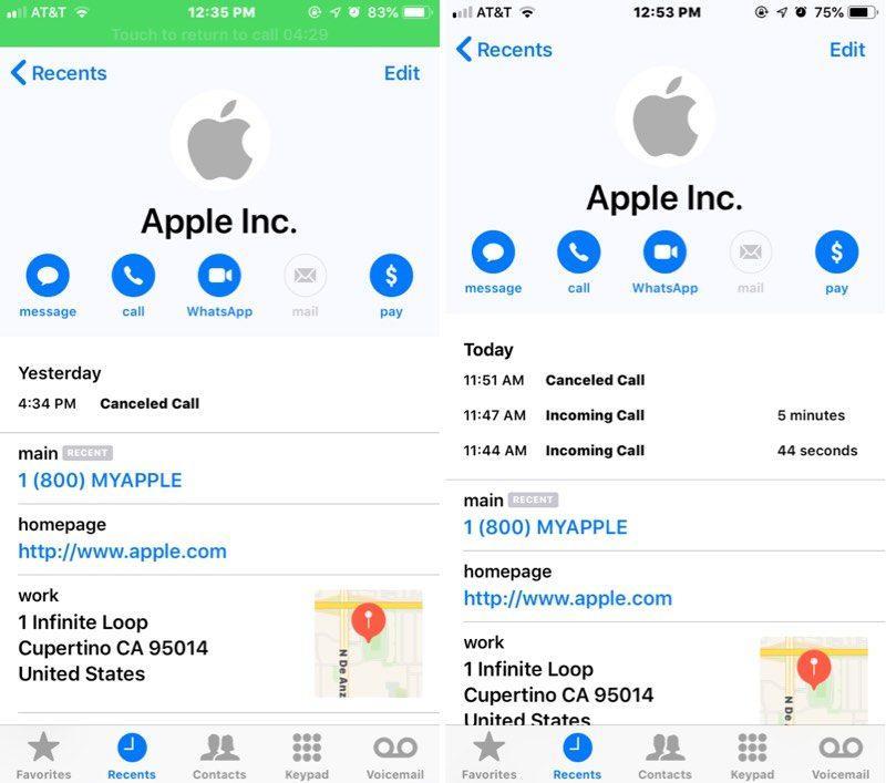 Estafas phishing Apple