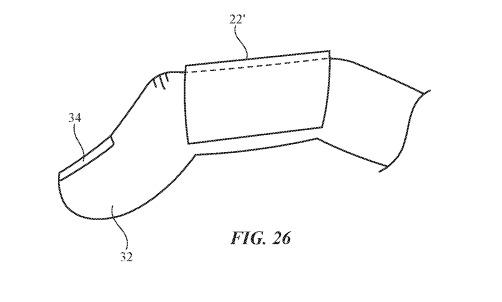 Solicitud de patente Apple