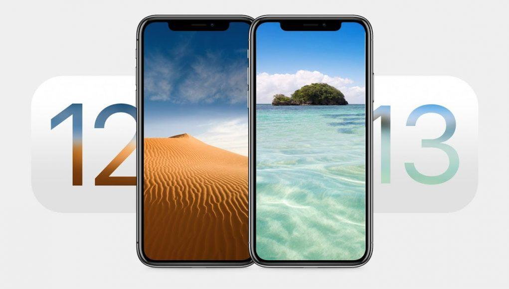 iOS 13 pruebas