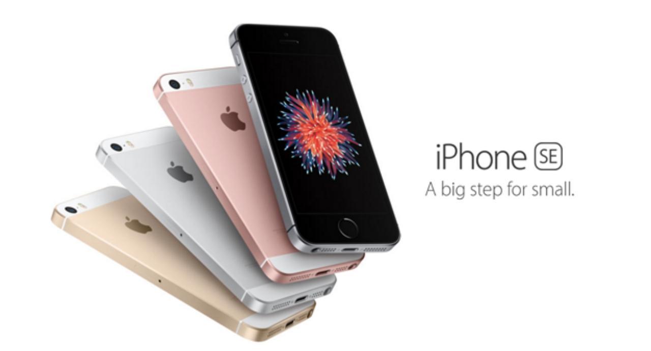 Apple añade a sus ventas un pequeño y económico modelo del iPhone