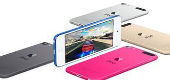 Apple estaría desarrollando un nuevo iPod touch de séptima generación