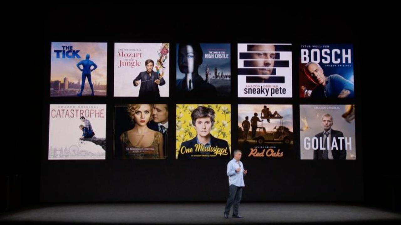 Apple servicio streaming