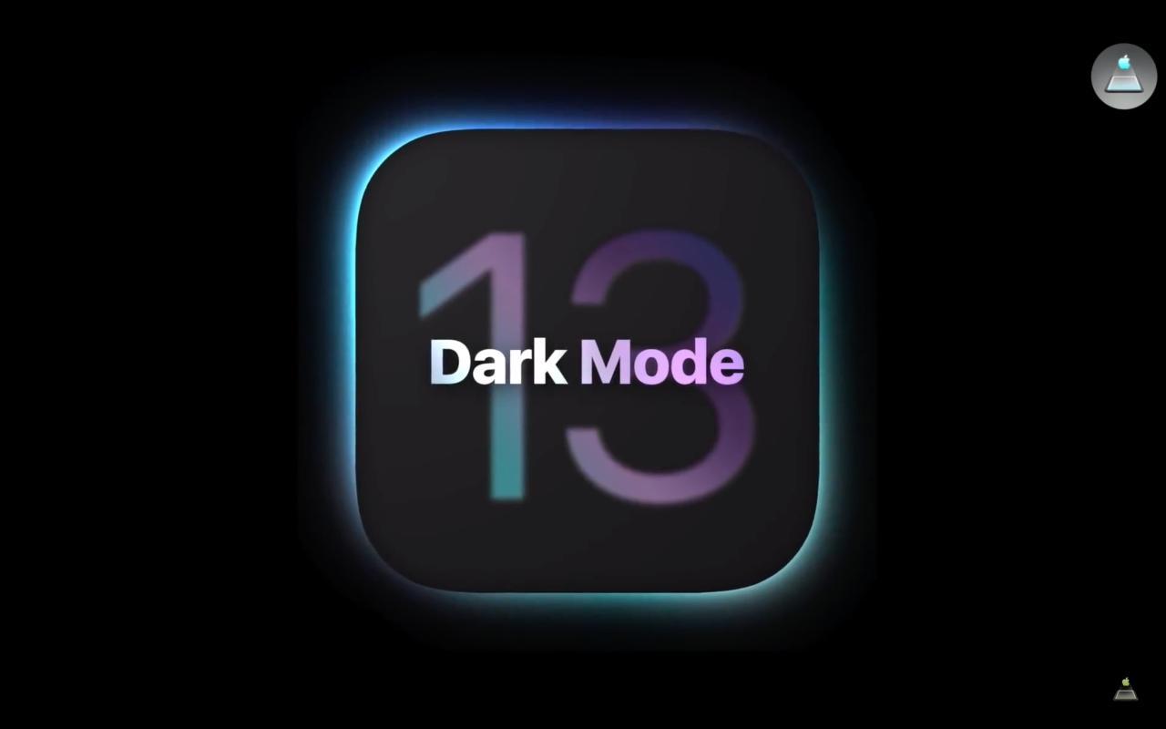 Concepto iOS 13