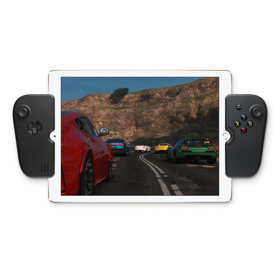 iPad mando juegos