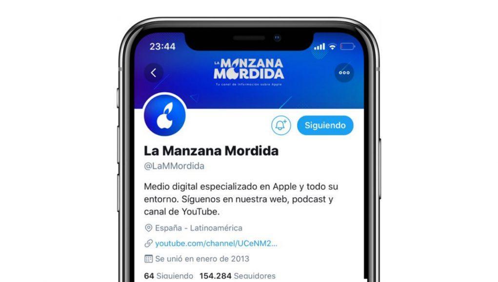 Twitter La Manzana Mordida